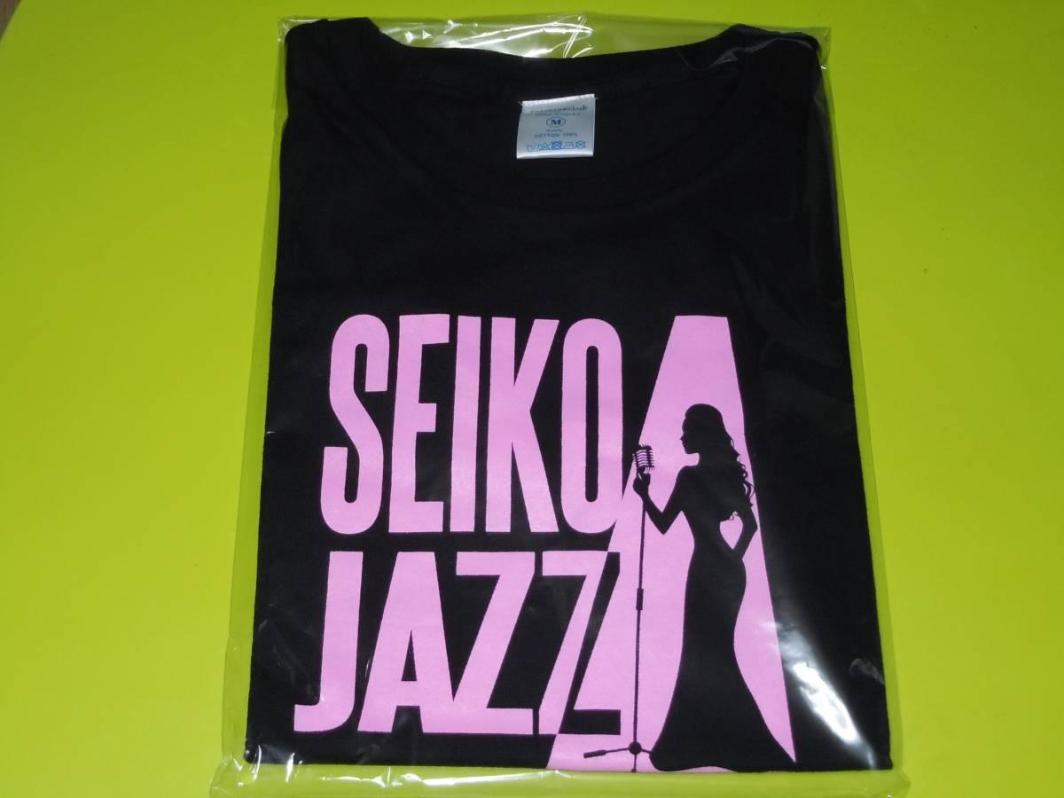 ◆松田聖子SEIKO JAZZ 11/2オーチャードホールコンサート会場販売グッズ TシャツMサイズ