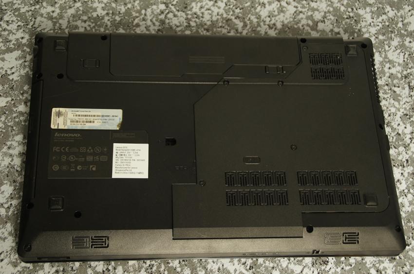 【ジャンク】Lenovo G570 Core i5モデル_画像5