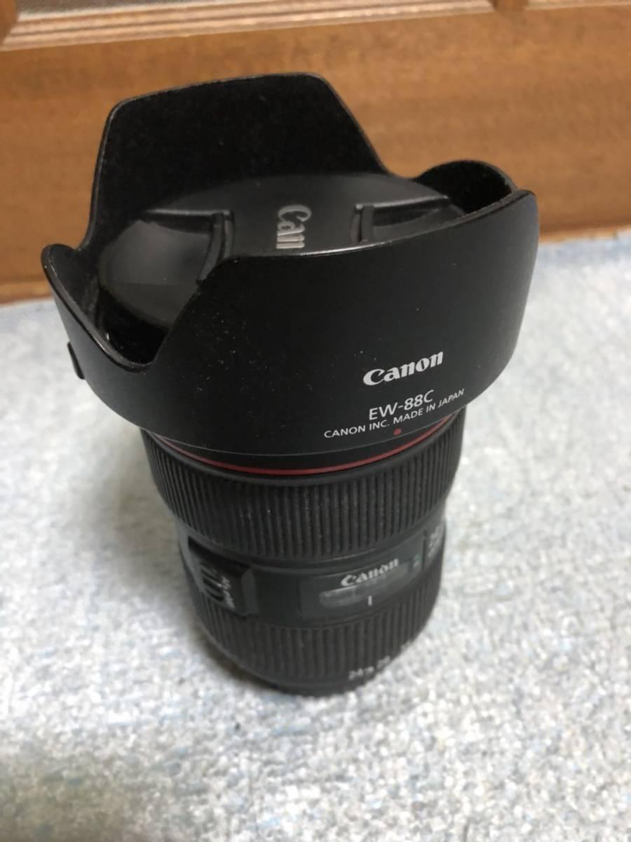 Canon (キヤノン) EF24-70mm F2.8L II USM 美品
