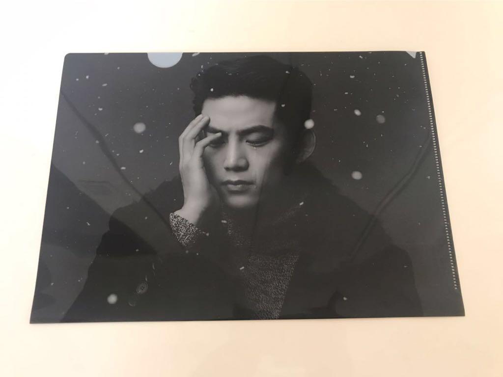 2PM ★ テギョン ★ winter 一人 クリアファイル