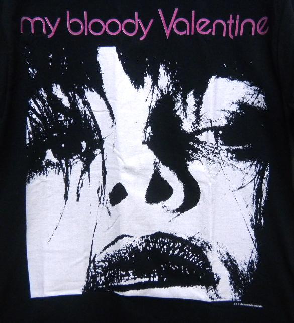 My Bloody Valentine Tシャツ sonic youth radiohead bjork sigur ros mogwai nirvana aphex twin rapeman cocteau twins joy division nin