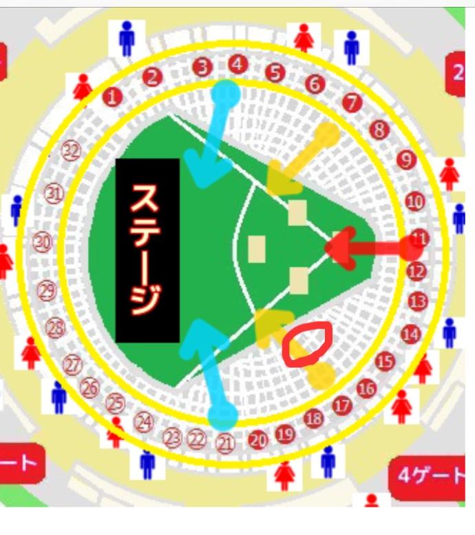三代目J Soul Brothers 12/17公演 FC先行 ペア 即決_画像2