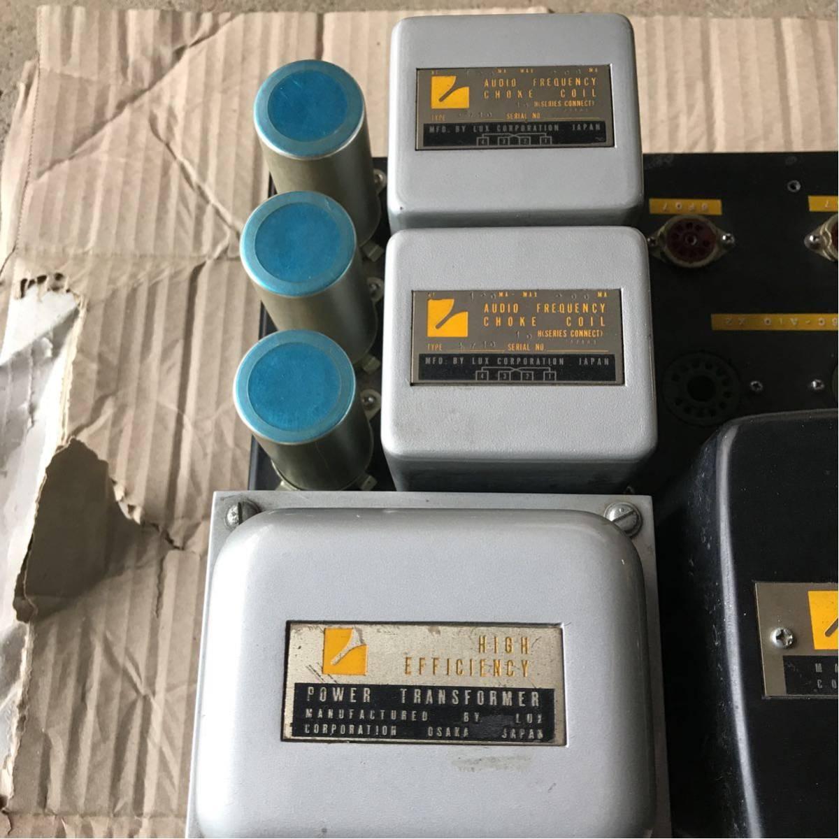真空管 NEC 6C-A10 PP OY-36-5K LUX 写真の真空管はヒーター確認用なので付属しないですが プレゼントで6C-A10 1個付属しますジャンク品_画像5