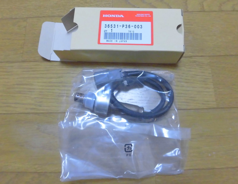 ビート PP1 O2センサ 純正新品 36351-P36-003