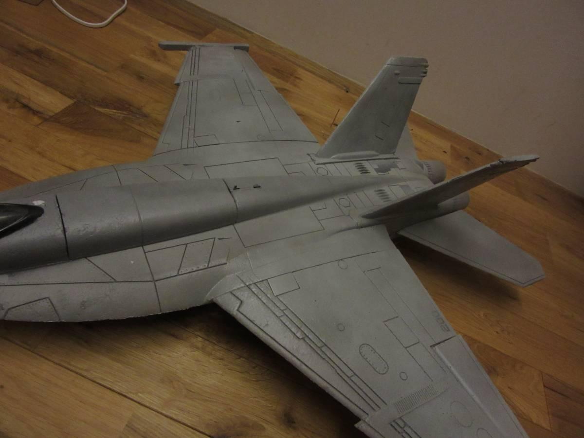 ジャンク商品 F18 部品取と改造にどうぞ_画像3