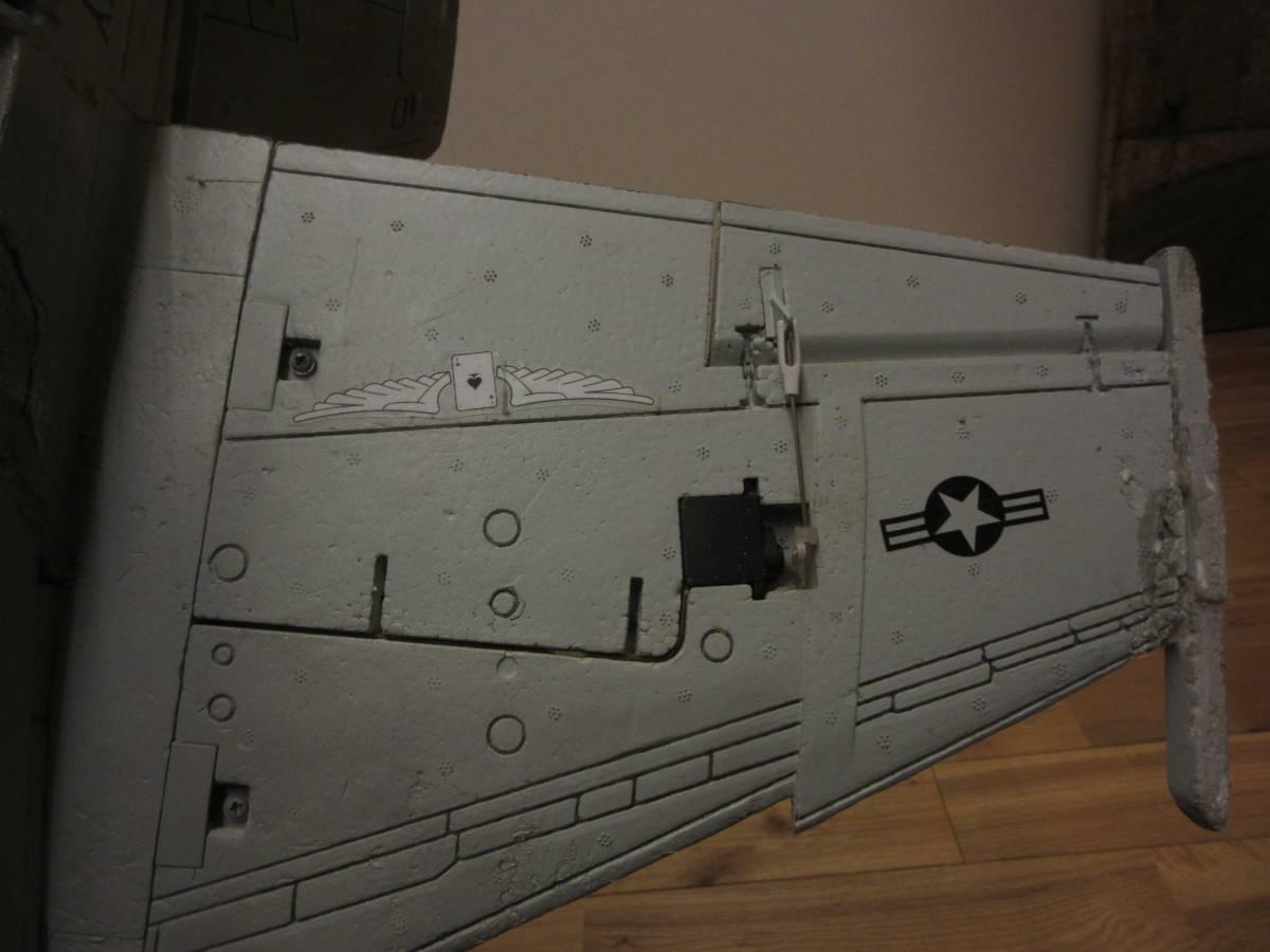 ジャンク商品 F18 部品取と改造にどうぞ_画像4