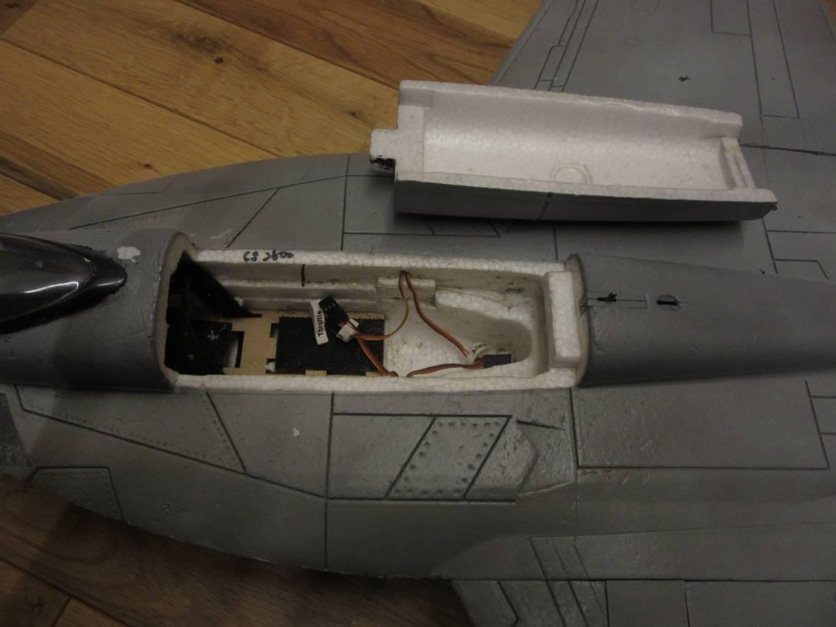 ジャンク商品 F18 部品取と改造にどうぞ_画像6