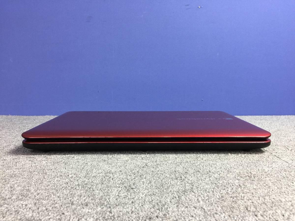03-C535S【TOSHIBA】dynabook (T350/36AR) Core i5-460M/メモリ2GB/15.6インチ/DVDドライブ ジャンク ★部品取り等に★_画像5