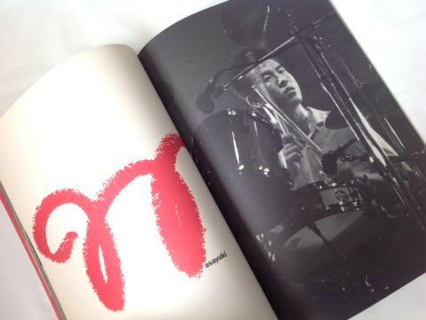 ジュンスカイウォーカーズ TOUR'89~90 Heavy Drinker ツアーパンフレット_画像5