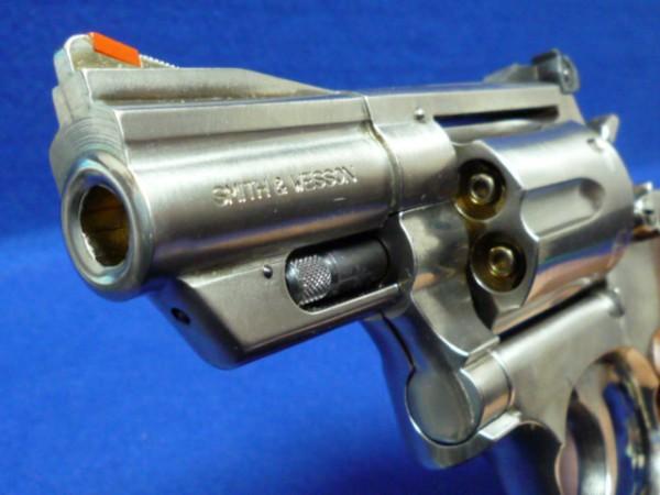 【コクサイ M19 COMBAT MAGNUM】S&W M19 357マグナム 2.5in 未発火・完動品!カート6発/