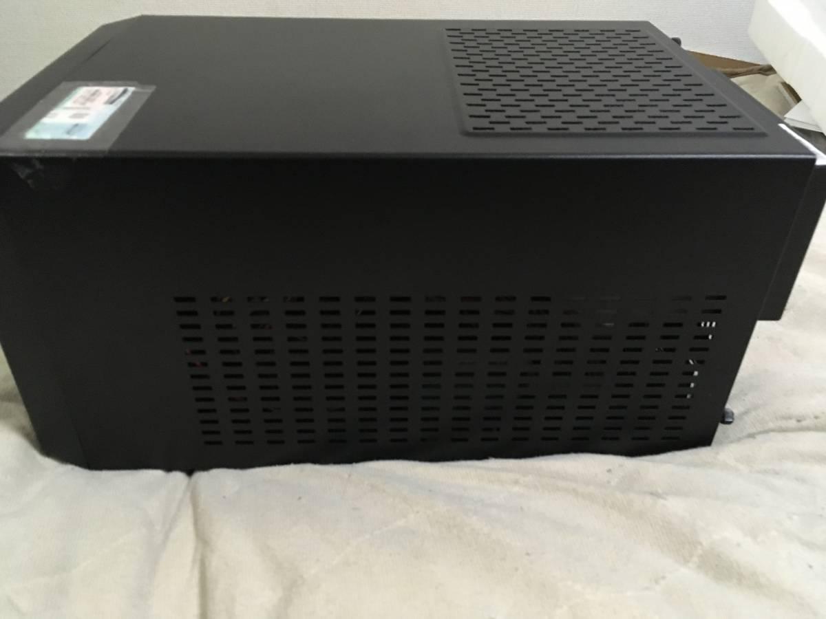 自作 クーラーマスター エリート120 Asrock X99E-ITX Xeon e5-2667 v3 es 8コア 16スレッド メモリ4GB 簡易グラボ_画像2