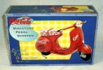 ganbareryo0719 - コカ・コーラ 限定品 ミニチュアスクーター 1:6スケール 新品