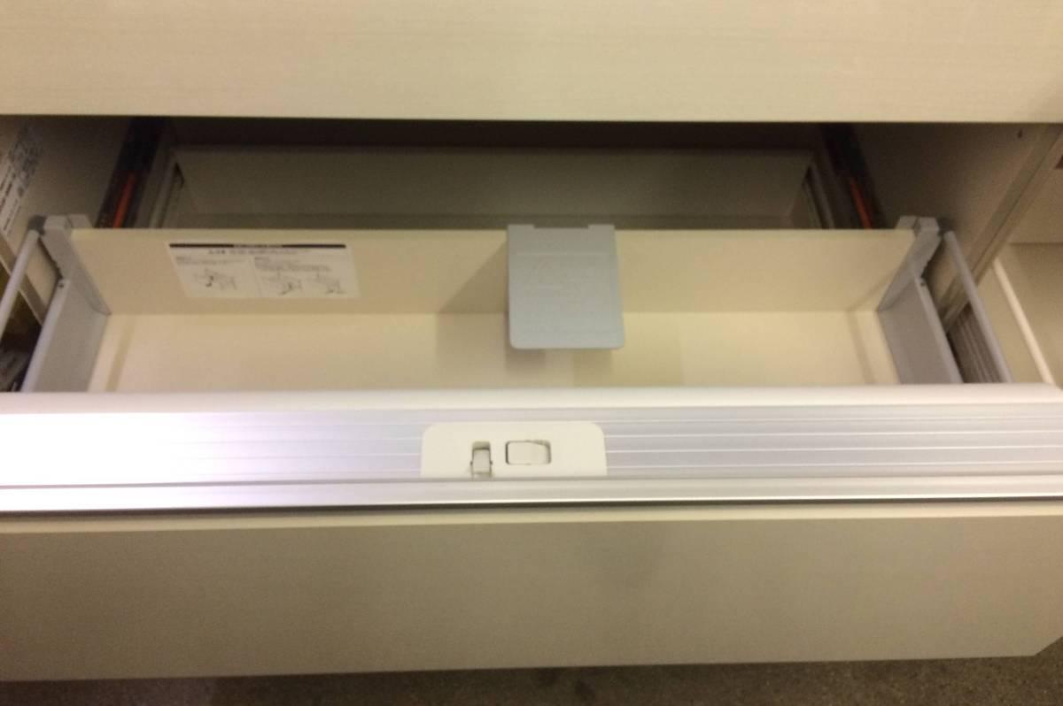 サンウェーブ LIXIL システムキッチン&フジテックレンジフード 展示未使用品!!_画像4