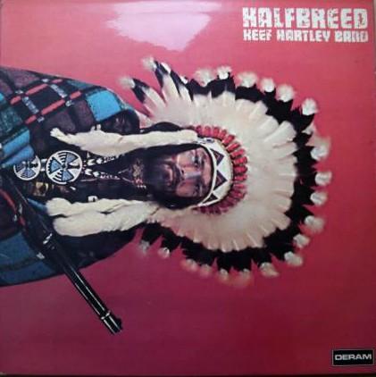 【英国盤LP】Keef Hartley Band / Halfbreed 【マト 1W/1W】
