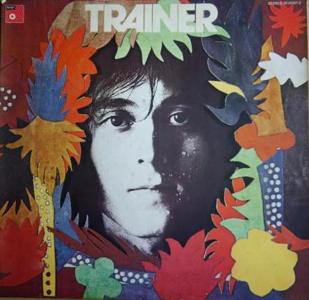 【ドイツ盤LP】Phil Trainer / Trainer 【Trees 参加】