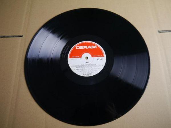 【英国盤LP】Keef Hartley Band / Halfbreed 【マト 1W/1W】_画像3