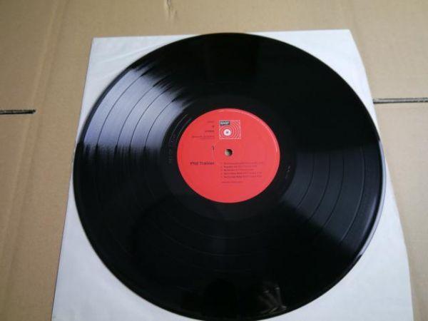 【ドイツ盤LP】Phil Trainer / Trainer 【Trees 参加】_画像3
