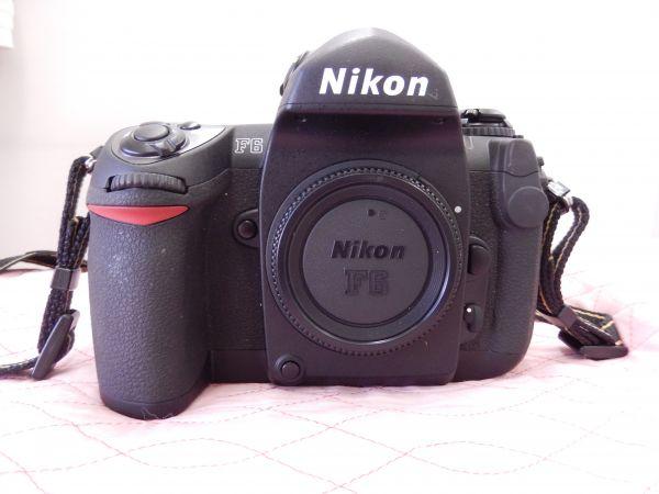【1円スタート】 稼働品  Nikon F6 ニコン F6 ボディ オートフォーカス 一眼レフ カメラ