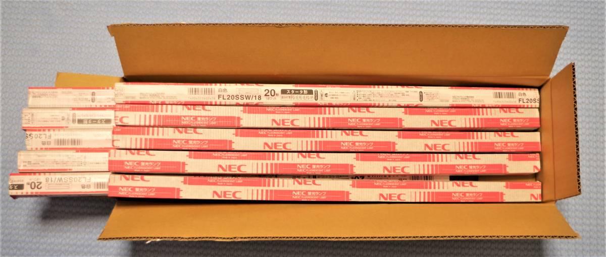 ◆◇★ NEC 蛍光ランプ FL20SSW/18  10本セット★◇◆