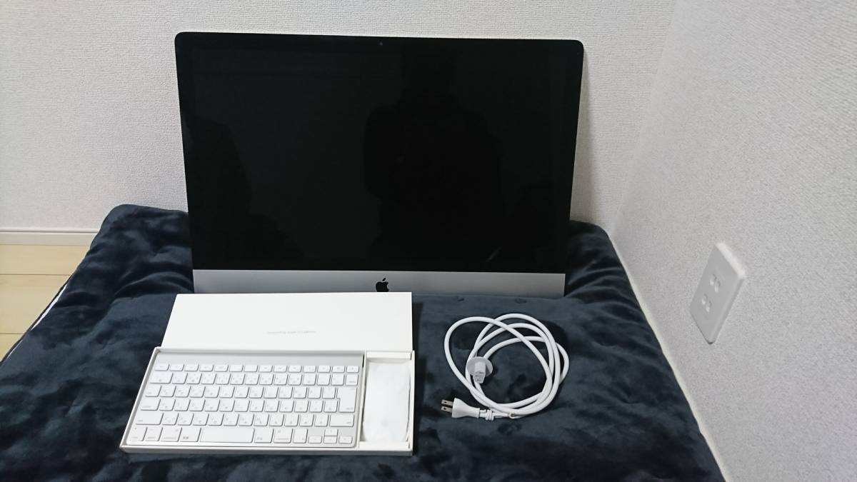 【VESAマウントタイプ】iMac Retina 5K, 27-inch, Late 2014【背面に傷有り】