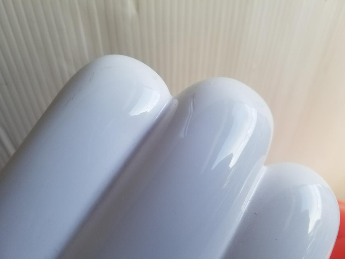 【引き取り限定】M&M's エムアンドエムズ 店頭ディスプレイ レッド 赤 販促品 アメリカン雑貨 インテリア 約100㎝ BIGサイズ キャラクター_画像6