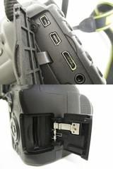 h032▼80▼NIKON ニコン D3100 カメラ/AF-S DX NIKKOR 18-55mm 1:3.5-5.6G/50-200mm 1:4-5.6G ED レンズ 他 セット_画像4