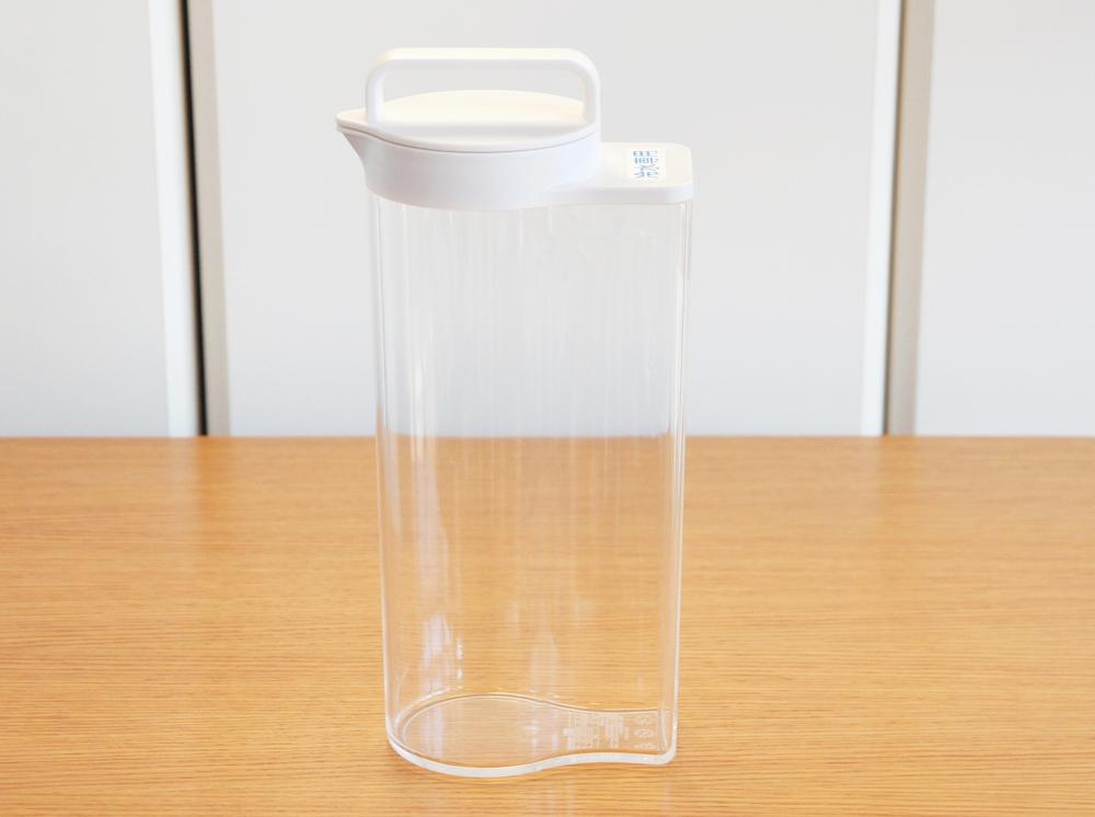 美品☆ 無印良品 MUJI ムジ|アクリル冷水筒 ポット ピッチャー|出汁 麦茶