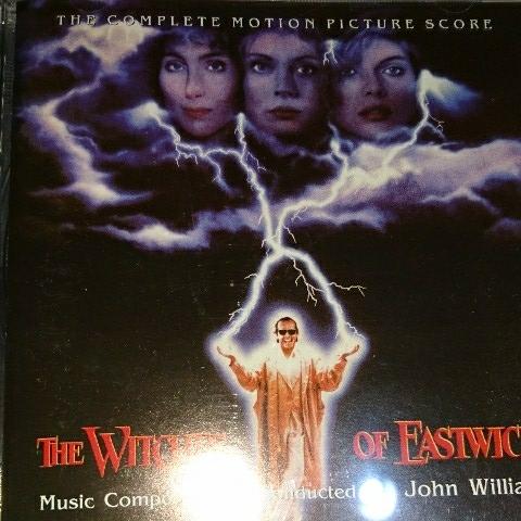 レアプロモサントラ イーストウィックの魔女たち ジョン・ウィリアムズ_画像1