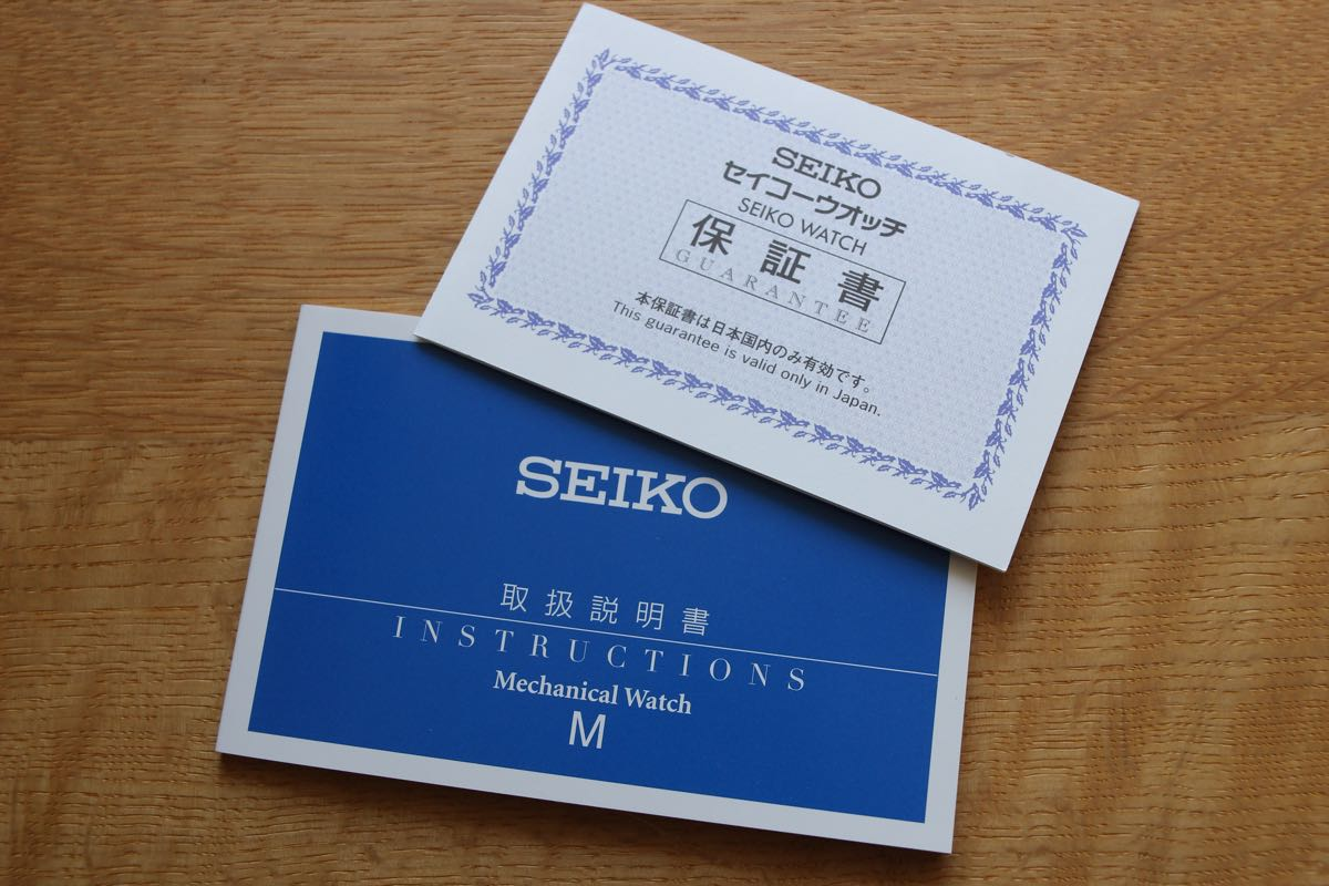☆☆ SEIKO セイコー プレサージュ SARX031 限定品 金属ブレス付き ☆☆_画像7