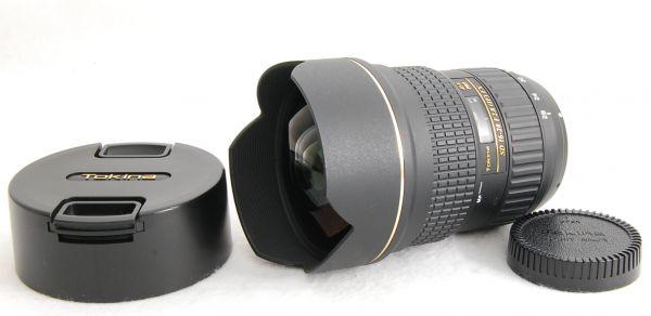 ☆極上美品☆ Tokina トキナー AT-X SD 16-28mm F2.8 PRO FX (IF) Nikon ニコン用 ☆