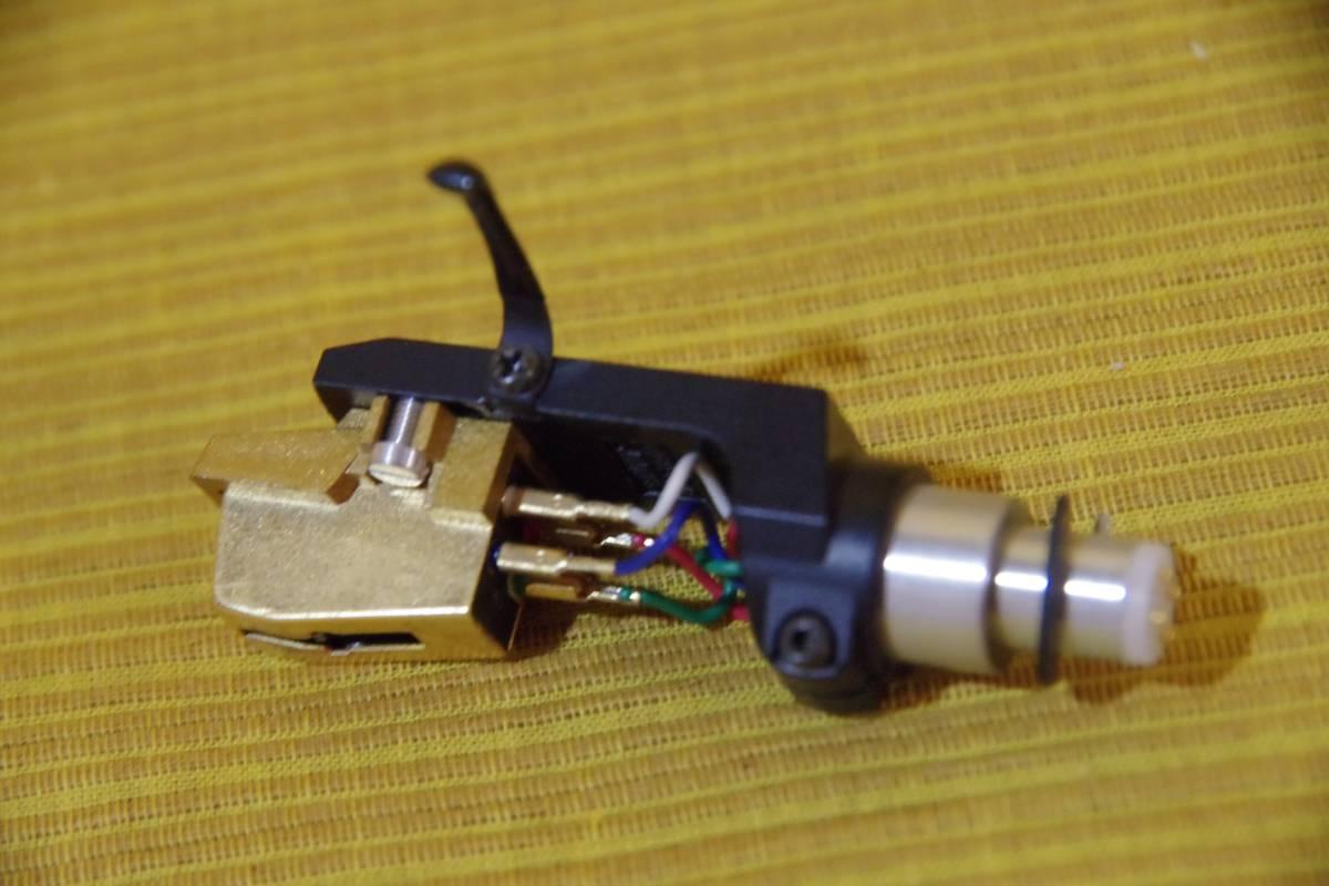 オーディオテクニカ AT-MS11 シェル DENONのDP-2500から取り外したジャンクパーツ ゆうパックで同梱・お取置きも_画像3