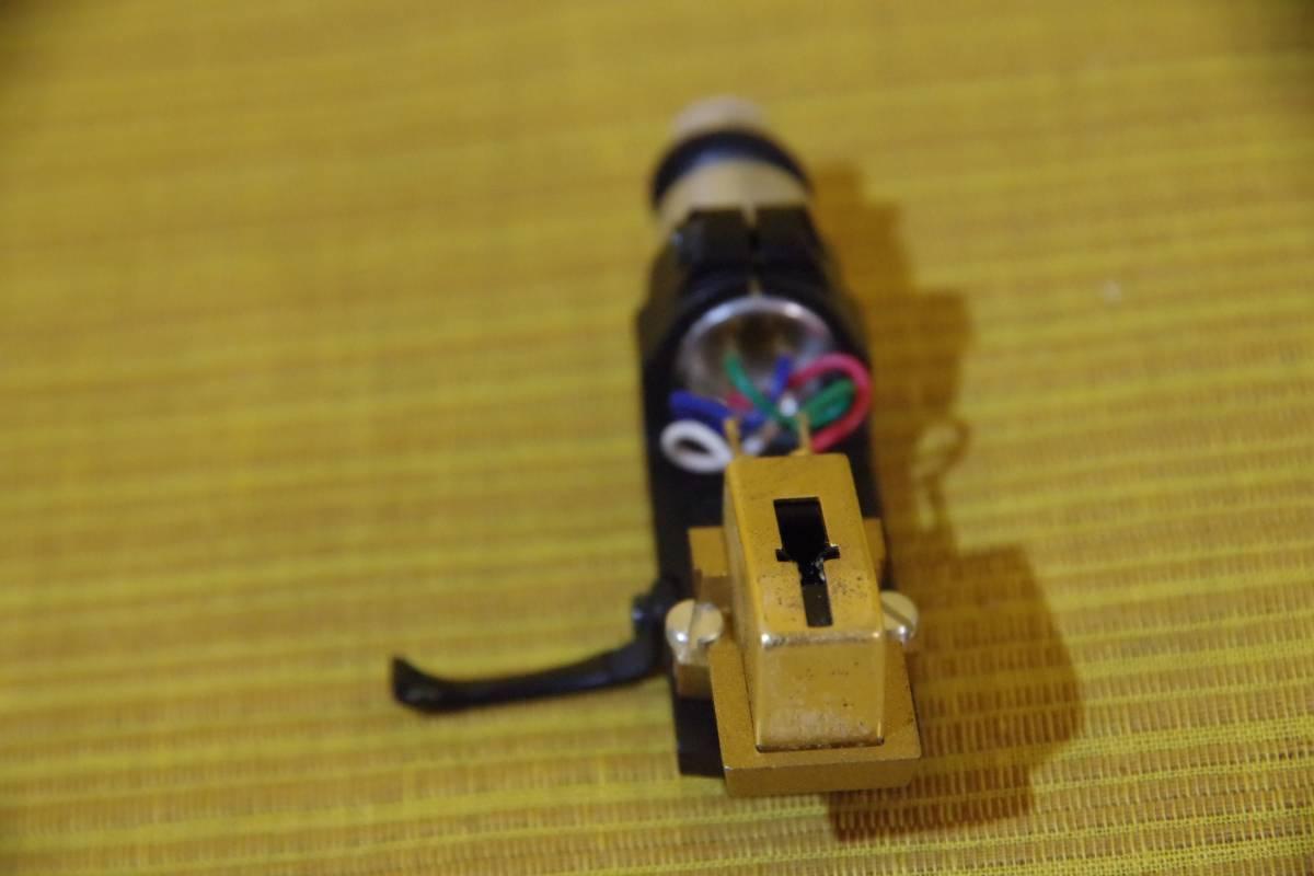 オーディオテクニカ AT-MS11 シェル DENONのDP-2500から取り外したジャンクパーツ ゆうパックで同梱・お取置きも_画像5