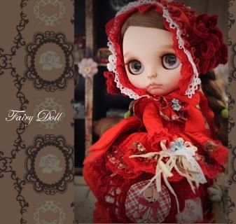 【§§~fairy Doll~§§】カスタム ブライス
