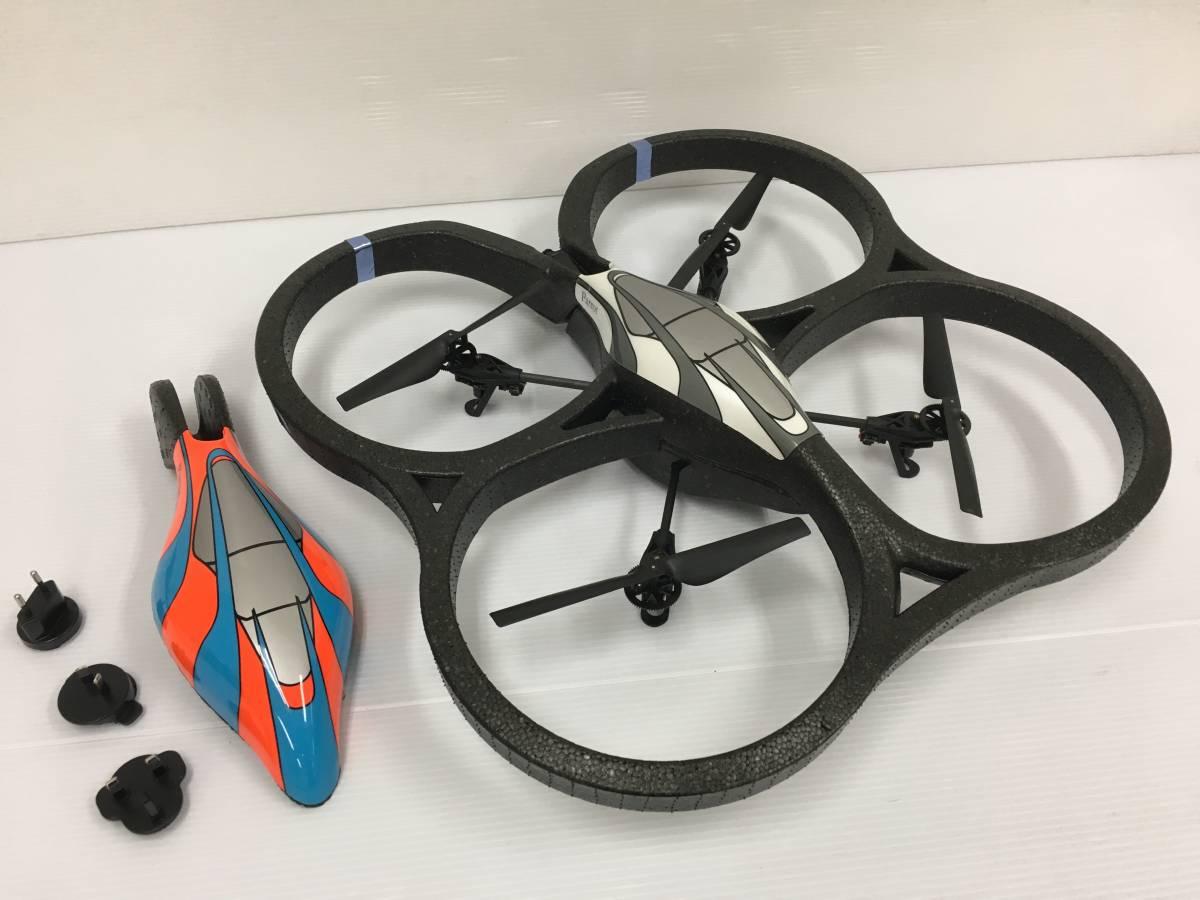 【美品・お買得!】●Parrot/パロット●AR Drone/エイアール ドローン 元箱有り