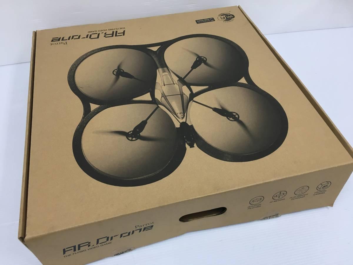 【美品・お買得!】●Parrot/パロット●AR Drone/エイアール ドローン 元箱有り_画像3