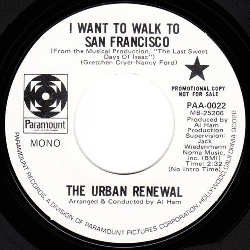 The Urban Renewal, Mary Mayo ソフトロックシンガーズ 試聴_画像1