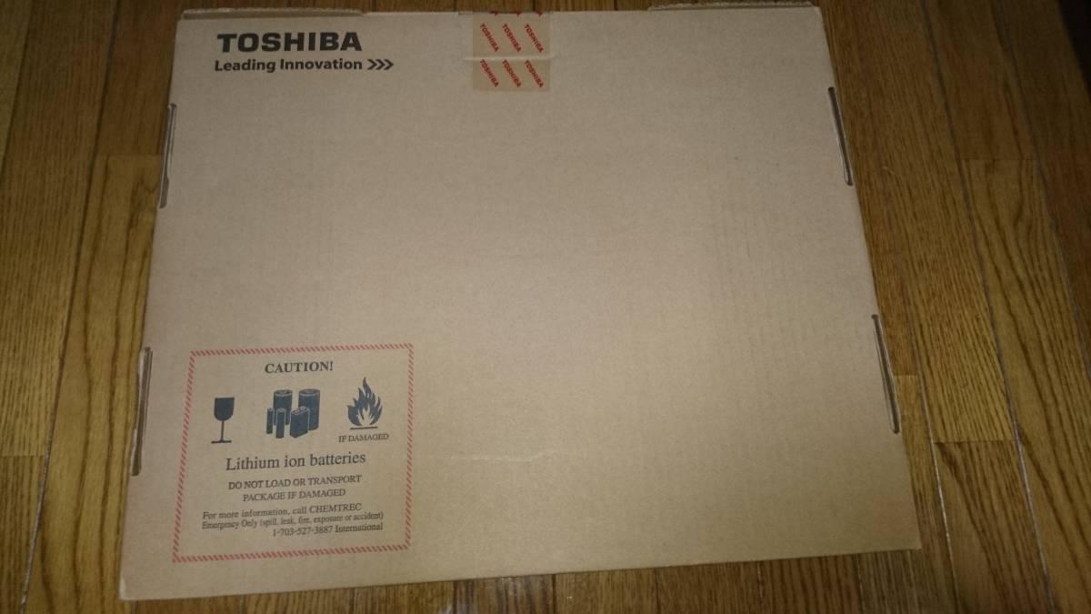 【新品未開封品】東芝 dynabook T95/NG PT95NGP-LHA 4K プレミアムノートPC _画像2