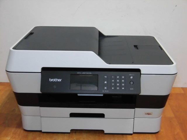 N332◎美品 ブラザー A3 インクジェット複合機 MFC-J6973CDW◎_画像2