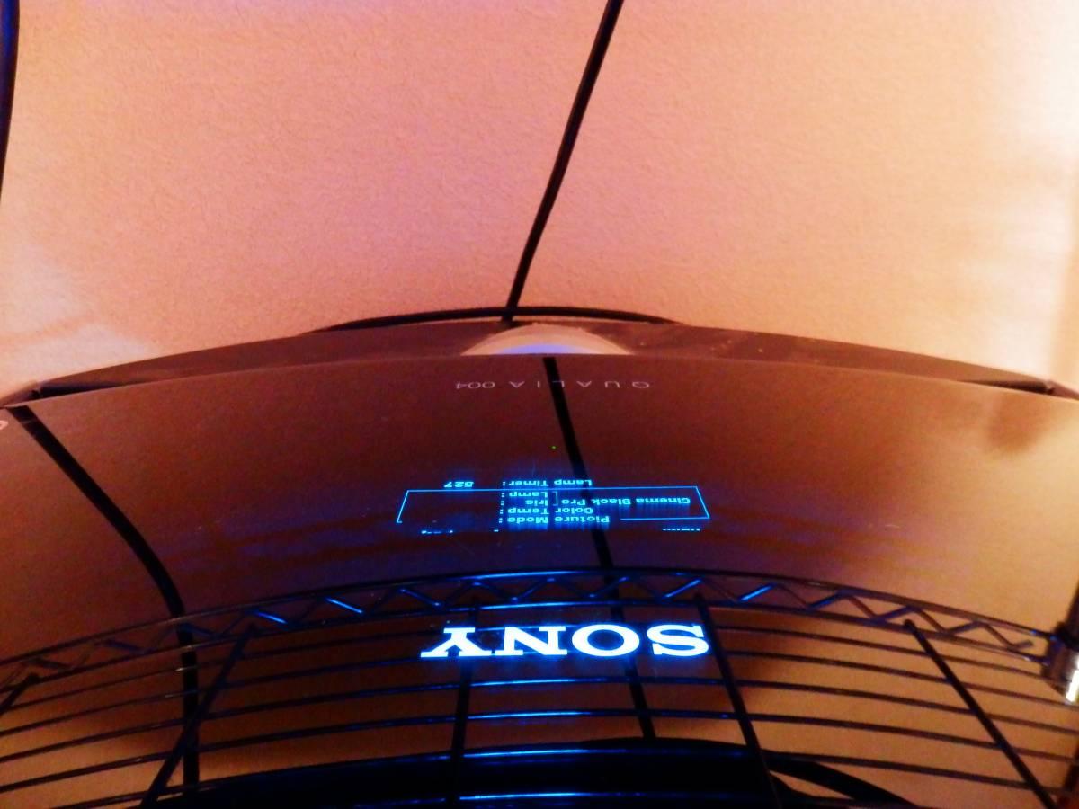 SONY プロジェクター QUALIA004 R1 中焦点レンズ _画像3