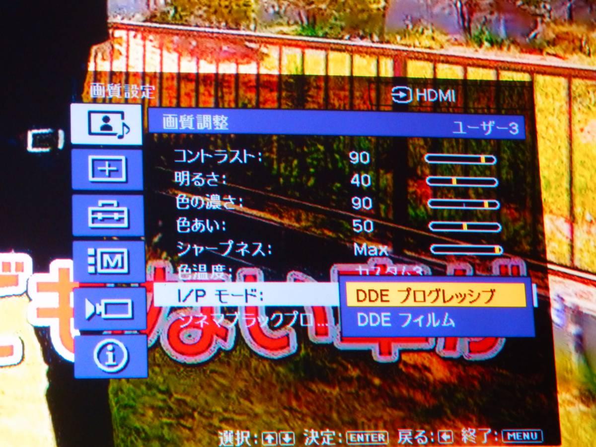 SONY プロジェクター QUALIA004 R1 中焦点レンズ _画像5