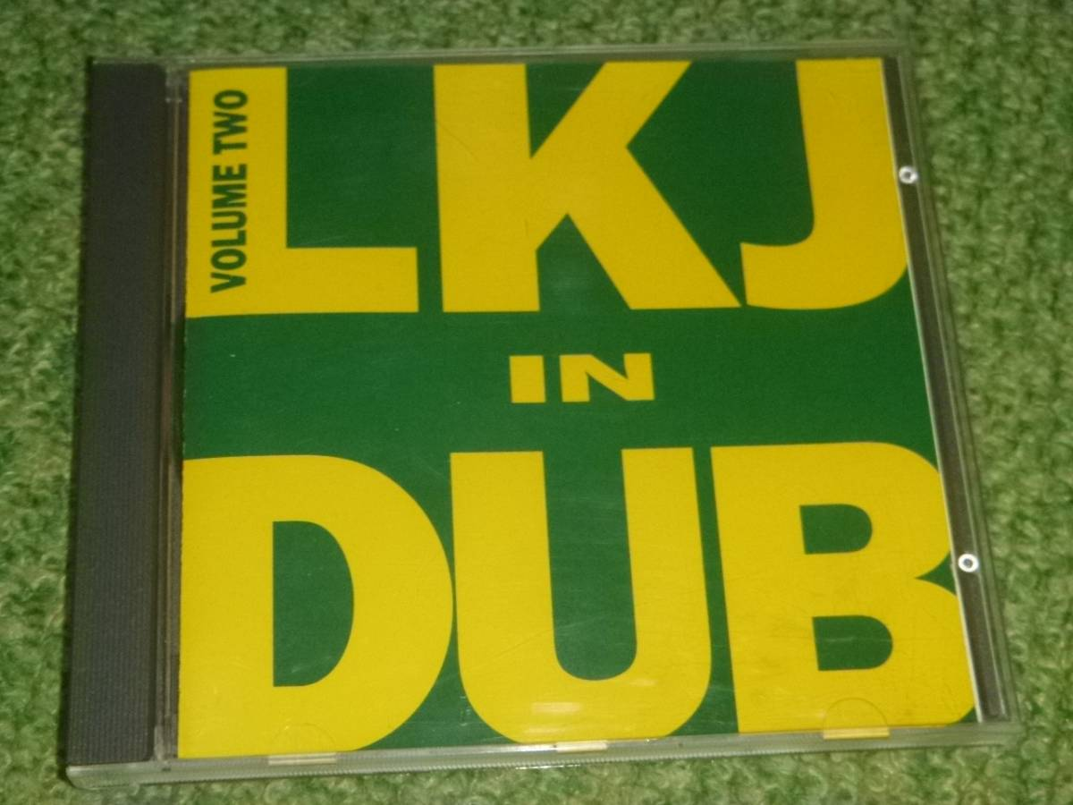 LINTON KWESI JOHNSON IN DUB/volume 2 / リントン・クウェシ・ジョンソン_画像1