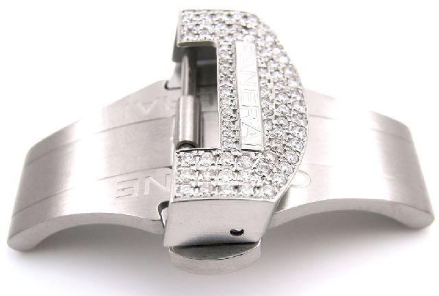 パネライ PANERAI ルミノール マリーナ44mm アフターダイヤ加工します カスタム Luminor Marina PAM00005 ラジオミール ブラックシール_画像4
