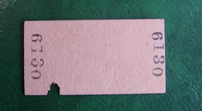 ▲ 大正13年  山中 ヨリ 京都 三等 金三円拾八 鉄道省 戦前 温泉電軌株式会社_画像2