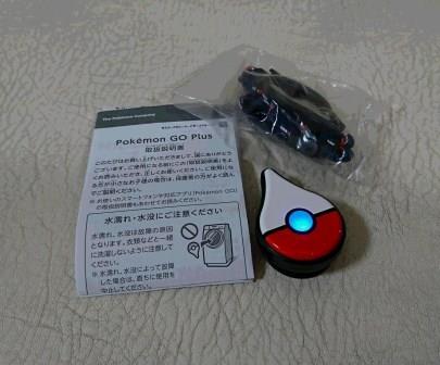 任天堂★POKEMON GO PLUS ポケモン GO プラス PMC-001★