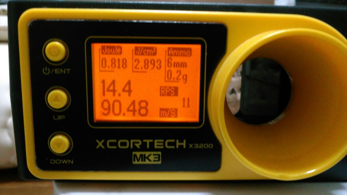 年越し特価1円~ G&G FN F2000(G2010) 改修調整品 スコープ、サイト付属品多数_画像7