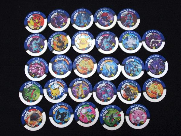 タカラトミー アーケード ゲーム ポケモンバトリオ パック 計122点セット_画像5