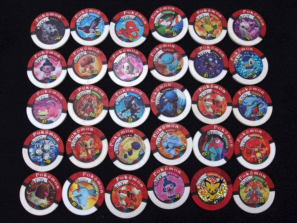 タカラトミー アーケード ゲーム ポケモンバトリオ パック 計122点セット_画像2