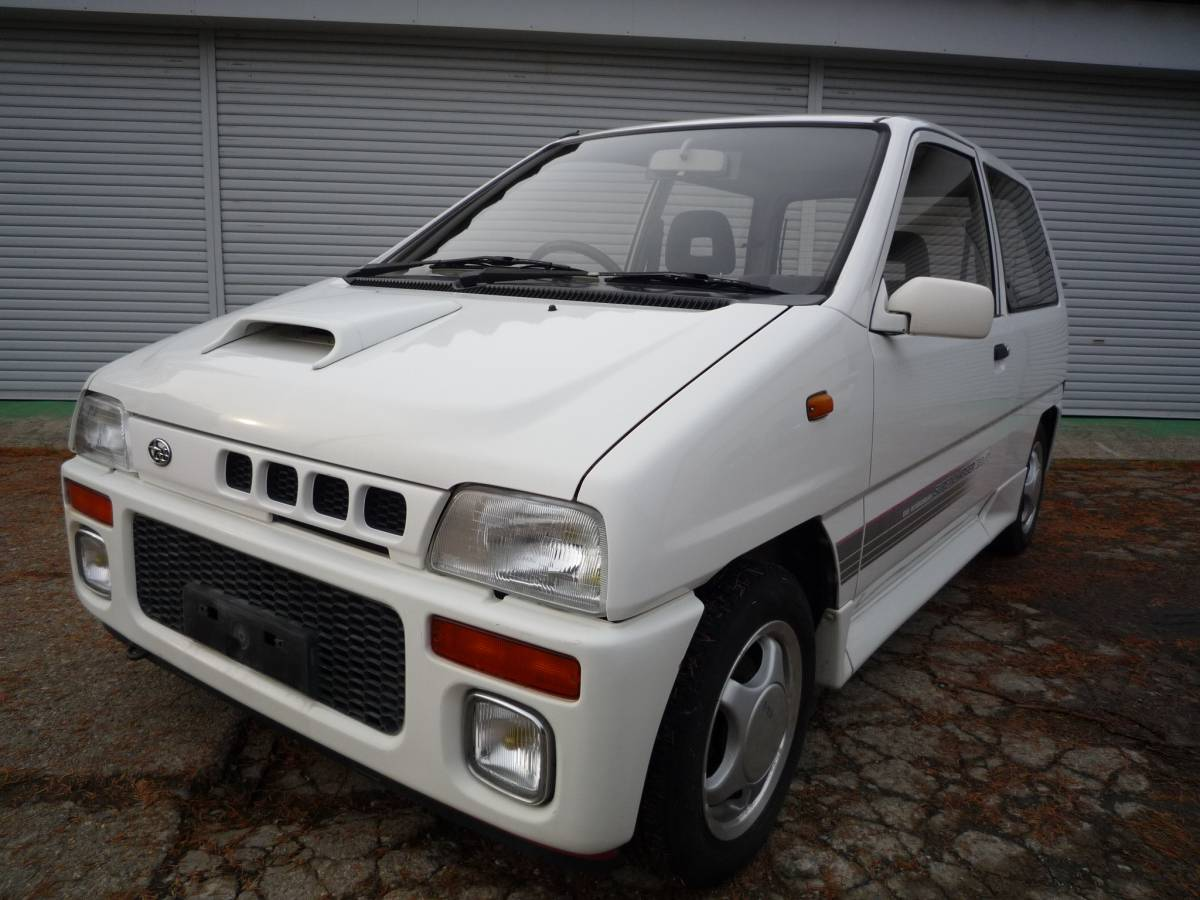 Subaru Rex Spa Charger Real Yahoo Auction Salling