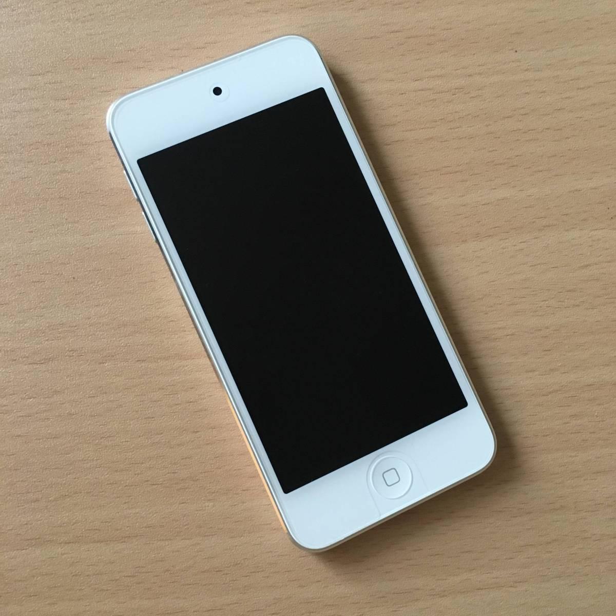 iPod touch 6 シルバー 本体 32GB 保護シール付き
