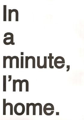 cali≠gari/in a minute i'm home★105050074★